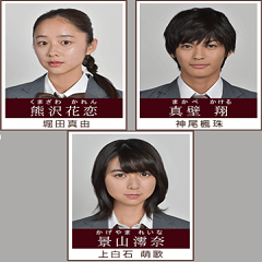 3年A組第3話ネタバレ:水泳部熊沢(堀田真由)と真壁(神尾楓珠)過去と三角関係