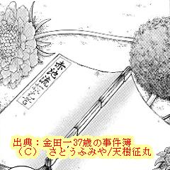 金田一37歳京都美人華道家8話ネタバレ・推理(簡易):第三の悲劇!ダイイングメッセージの意味は?
